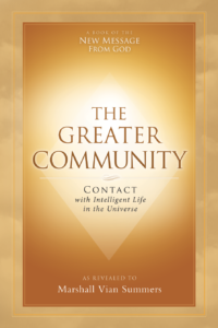 The Greater Community UFOs Alien Contact