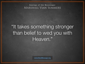 Something stronger than Belief