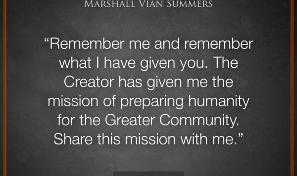 Share this Mission with me