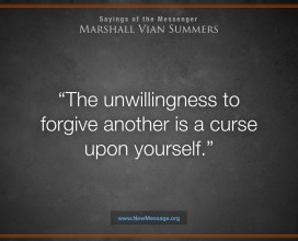 Unwillingness to Forgive