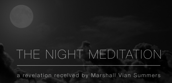 Free Guided Meditation by Marshall Vian Summers