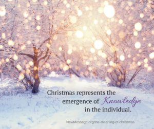 Christmas and Purpose in the World