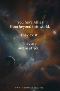 your allies