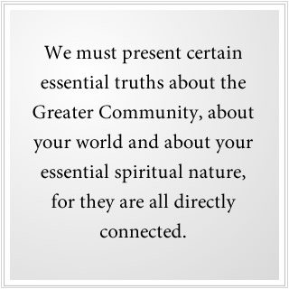 essential truths about other forms of life