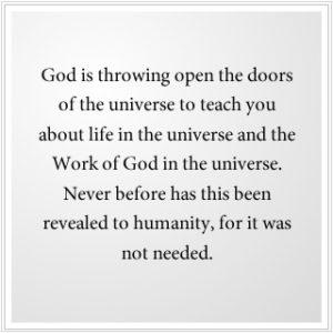 God's work is Everywhere