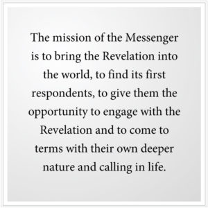 Bring a new revelation into the world