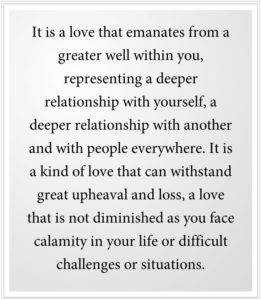 enduring love is a deeper relationship
