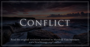 resolve conflict in the world