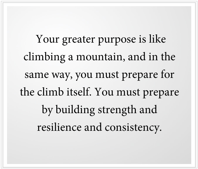 building strength and resilience