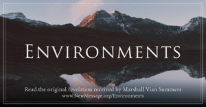 The natural environment is the most important thing