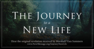 The New Revelation brings a New Life