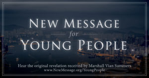 Message for Young People - Help for Young Adults
