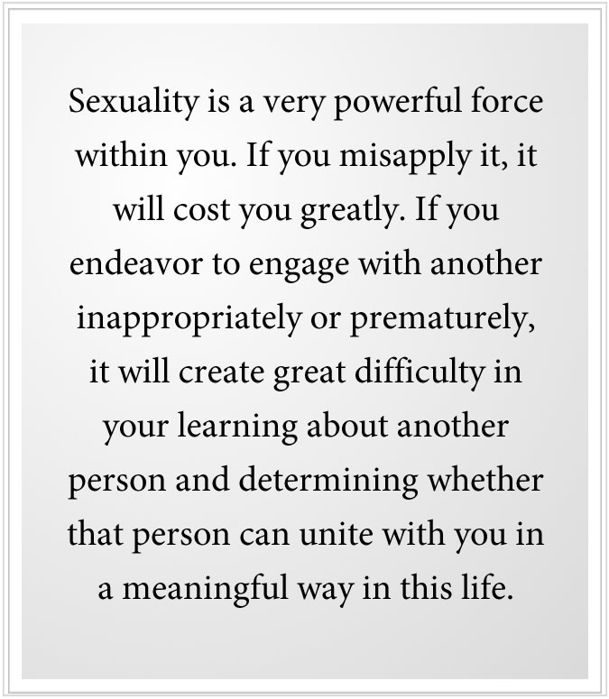 power of sexuality