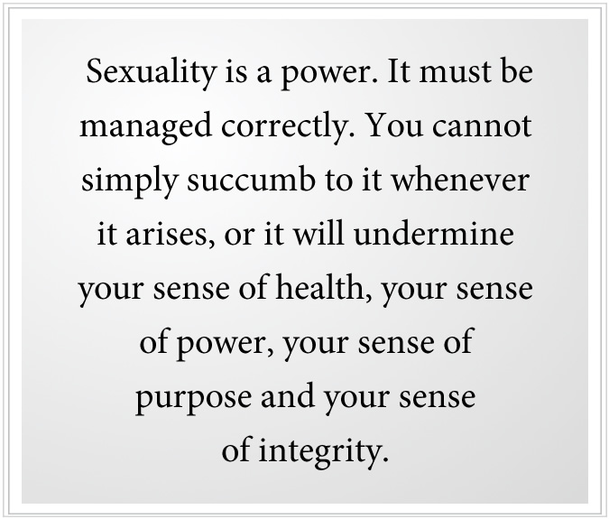 Sexuality is Power