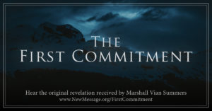 The first commitment: your relationship with God