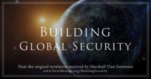facing reality and building global security