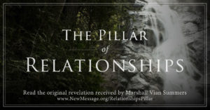 The Pillar of Relationships