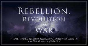 Rebellion Revolution and War