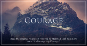 Courage to Face Yourself