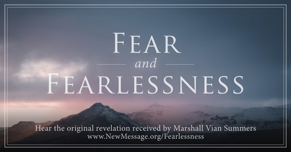 Fearless and Fearful